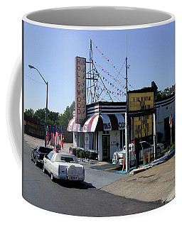Coffee Mug featuring the photograph Raifords Disco Memphis B by Mark Czerniec