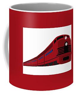 Rail Coffee Mug