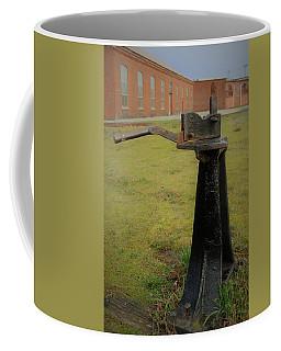 Rail Track Switch Coffee Mug