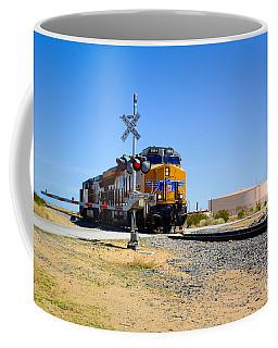 Railway Crossing Coffee Mug