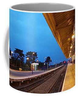 Railway Vanishing Point Coffee Mug