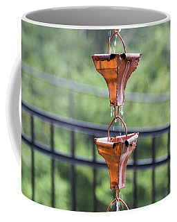 Rain Chains Coffee Mug