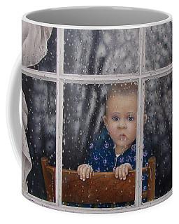 Rain Check Coffee Mug