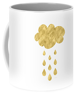 Rain Cloud- Art By Linda Woods Coffee Mug