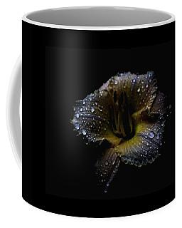 Rain Day Lily 3 Coffee Mug