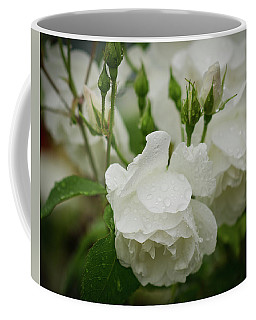 Rain Drops In Our Garden Coffee Mug