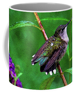 Rain Drops Keep Fallen On My Head Coffee Mug