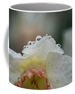 Rain In Daffodils Coffee Mug
