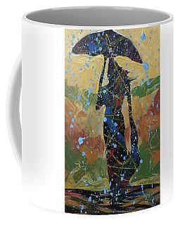 Rain On The Hill Coffee Mug