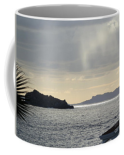 Rain Over Pelican Key Coffee Mug