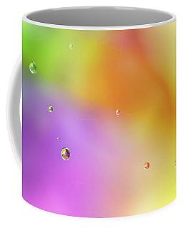 Rain Pearls Coffee Mug