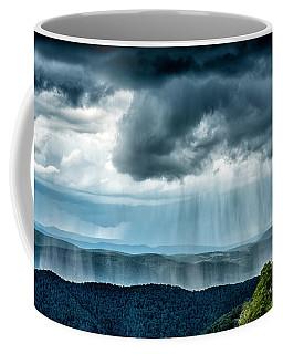 Rain Shower Staunton Parkersburg Turnpike Coffee Mug