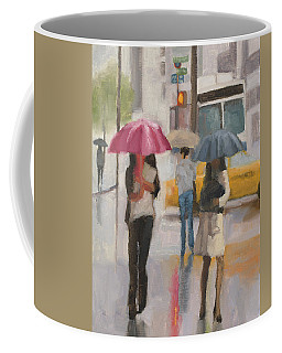 Rain Walk Coffee Mug