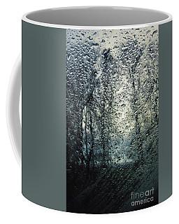 Rain - Water Droplets On The Window Coffee Mug