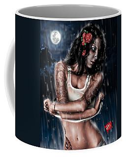 Rain When I Die Coffee Mug
