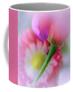 Rainball Coffee Mug by Connie Handscomb