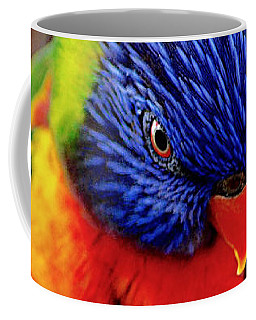 Rainbow Coffee Mug by Adam Olsen