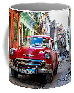 Rainbow Alley Coffee Mug
