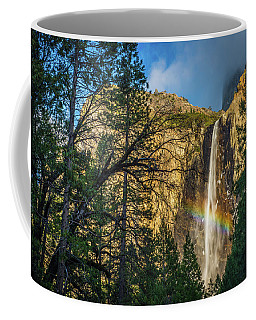 Rainbow And Bridalveil Fall Coffee Mug