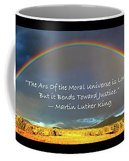Martin Luther King - Justice Coffee Mug