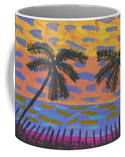 Rainbow Beach Coffee Mug