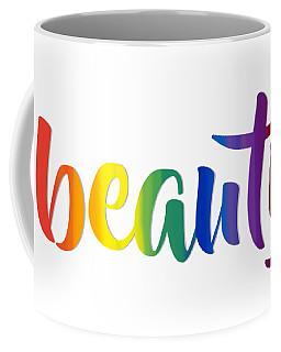 Rainbow Beauty Coffee Mug