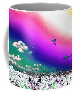Rainbow Borealis Coffee Mug