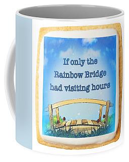 Rainbow Bridge Cookie Coffee Mug
