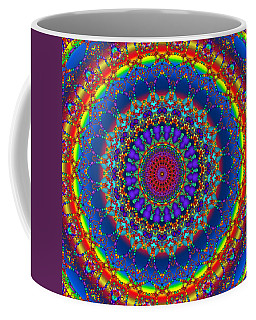 Rainbow Bridge Coffee Mug by Robert Orinski