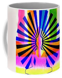 Rainbow Buddha Coffee Mug