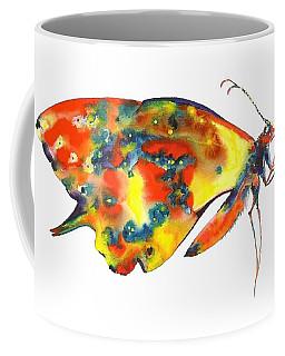 Rainbow Butterfly Coffee Mug