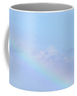 Rainbow Clouds And Sky Coffee Mug