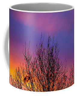 Rainbow Clouds Coffee Mug