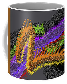 Rainbow Currents Coffee Mug