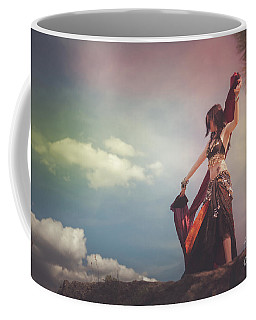 Rainbow Dance Coffee Mug