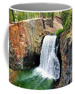 Rainbow Falls 11 Coffee Mug