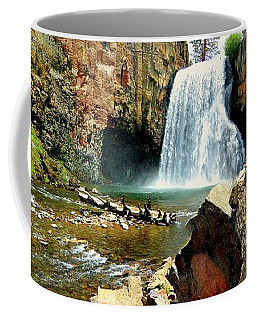Rainbow Falls 2 Coffee Mug