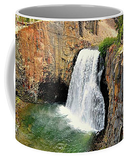 Rainbow Falls 3 Coffee Mug