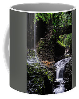 Rainbow Falls Coffee Mug