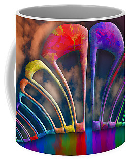 Rainbow Hill Coffee Mug