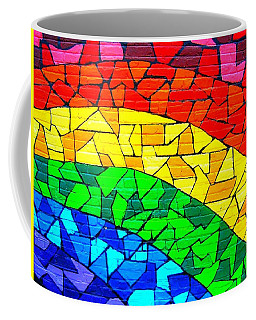 Rainbow ... Coffee Mug