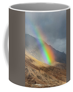 Rainbow, Kaza, 2008 Coffee Mug