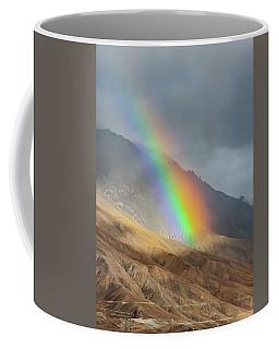 Rainbow, Kaza, 2008 Coffee Mug