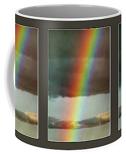 Rainbow Coffee Mug by Krista-