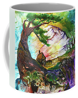 Rainbow Mountain Coffee Mug