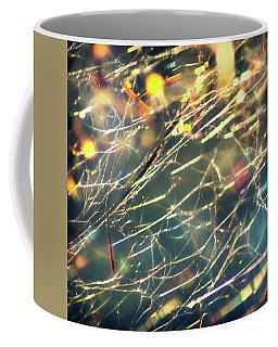 Rainbow Network Coffee Mug