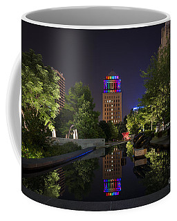 Rainbow Lights Coffee Mug