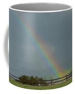Rainbow On Valhalla Dr. Coffee Mug