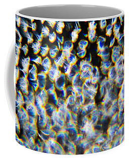 Coffee Mug featuring the photograph Rainbow Ostracod by Greg Collins