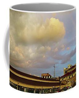 Rainbow Over Sandusky 2 Coffee Mug